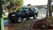 1999 Holden Frontera Wagon Queanbeyan Area Preview