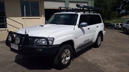 Nissan Patrol Wagon, Automatic, 2009, Leather, Ducted Air Con.