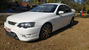 2006 FPV  F6 Turbo Ford Typhoon Pallara Brisbane South West Preview
