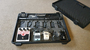 Behringer PB1000 Guitar Effect Pedal Board Belmont Geelong City Preview