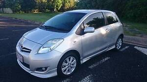 2008 Toyota Yaris YRX Hatch Bungalow Cairns City Preview