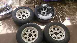 Sunrasia style wheels for vw Ingle Farm Salisbury Area Preview
