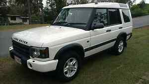 2003 Land Rover Discovery Wagon Td5 Auto,236,000km Petrie Pine Rivers Area Preview