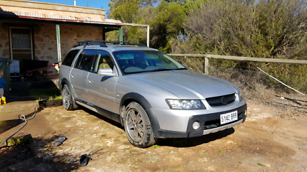 2006 Holden Adventra LX6