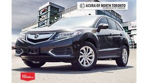 2017 Acura RDX at Accident Free| Acura Certified Bluetooth|