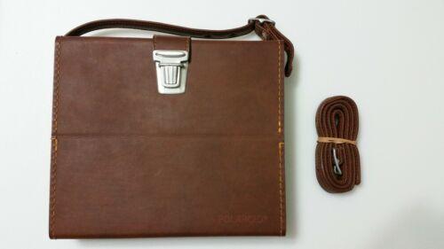 Genuine Polaroid SX-70 Brown Case
