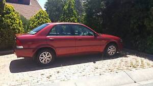 2001 Ford Laser Sedan Isaacs Woden Valley Preview