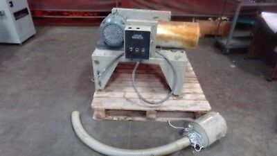 Conair Franklin Vacuum Blower Package Stand And Motor No Blower 7.5 Hp Motor