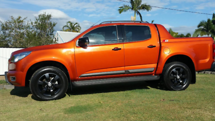 2015 Holden Colorado Z71 Genuine mags/side steps/Tub. Townsville