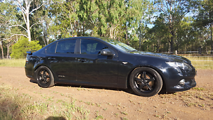 Ford Fg xr6 turbo Ipswich Ipswich City Preview