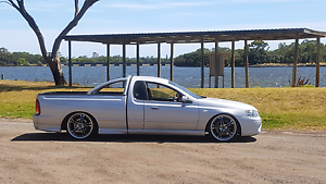 FORD Falcon xr6t ute Belmont Belmont Area Preview