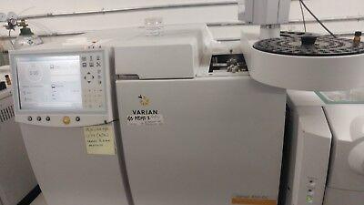 Varian Agilent 320 Gc-msms 450 Gc