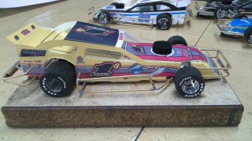 New Whelen Nascar Modified Custom Built RTR   Yellow and Black #1G