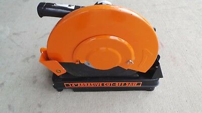 Chicago Electric 14 In. 2 Hp Cut-off Saw 3400 Rpm 1 Arbor 82805-1 Ar Aaa-1