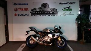 2016 Yamaha R1M SOLD OUT