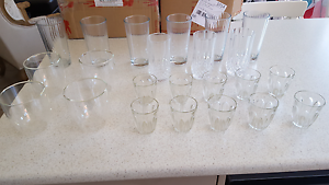 Assorted glass cups Craigieburn Hume Area Preview