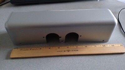 Dorma 7800 Door Closer Full Cover Only In Aluminum