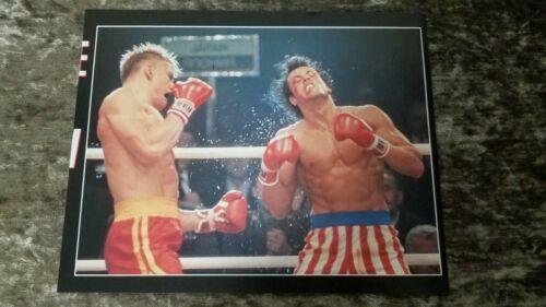 Rocky V lobby cards - Sylvester Stallone, Dolph Lundgren