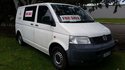 volkswagen transporter 2008 t5 mini van short VW combi Warrnambool Warrnambool City Preview