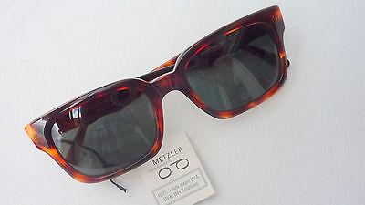 Sonnenbrille Marc O'Polo für Damen u. Herren havanna braun grüne Gläser Gr. M