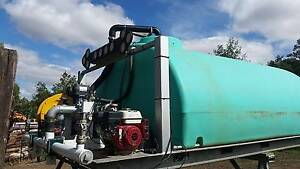 RAPID SPRAY 8500 ltr Mobile Water tank, sprays, dribble bar Kyneton Macedon Ranges Preview