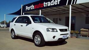 2006 Ford Territory  TX 5 Seater Wagon Kenwick Gosnells Area Preview