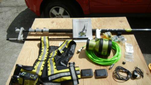 Envirosight Haloptic Quickview Pole Camera