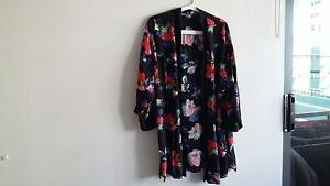 Papaya Kimono new without tags size 14 East Perth Perth City Area Preview