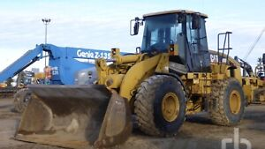 Large Loader for rent