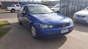 2003 Ford Falcon Ba Sedan AUTO Williamstown North Hobsons Bay Area Preview