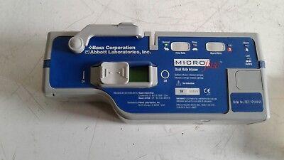 Baxa Microfuse Dual Rate Syringe Infuser