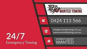 Campbelltown towing Campbelltown Campbelltown Area Preview