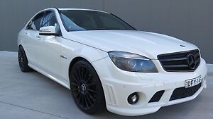 2009 Mercedes-Benz C63 AMG, big $$ spent, mods!! 2017 rego, extra's!! Blacktown Blacktown Area Preview