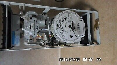 General Electric Type Dsm-64 701x2 G 11 Stator Watthour Meter
