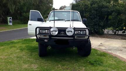 1995 Toyota LandCruiser Wagon Dunsborough Busselton Area Preview