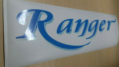 BAILEY RANGER CARAVAN ROOF DECAL Printed 550mm x 140mm Ranger only free post