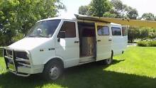 Fiat Iveco Campervan Low Kilometres, fully refurbished Culcairn Greater Hume Area Preview