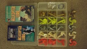Helicopter Lure - brand new and never used complete kit