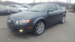 2006 Audi A4 2.0T LOW KM !!CERTIFIED!!WARRANTY!!FINANCING!!