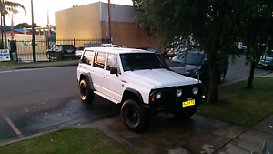 1992  Nissan Patrol Wagon  7 seater4.2 Turbo Diesel  sell or swap Clyde Parramatta Area Preview