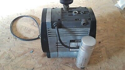 Jun Air Model Of-301 Oil Less Rocking Piston Air Compressor 120vac