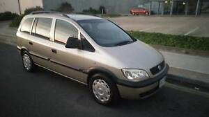 HOLDEN ZAFIRA 2003 7 SEATER  $990 Mile End West Torrens Area Preview