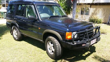 Land rover discovery 4x4 v8 series 2 patrol land cruiser explorer Townsville 4810 Townsville City Preview