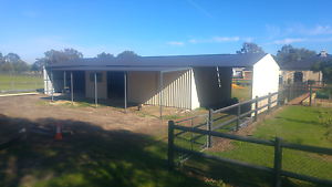 Horse Shelters Perth. Middle Swan Swan Area Preview