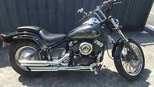 LAM 2007 Yamaha Xvs650 Vstar Custom W Cruiser Claremont Glenorchy Area Preview