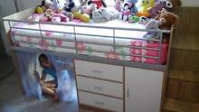 kids bunk bed/ desk / storage / cubby Redlynch Cairns City Preview