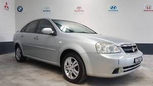 2006 Holden Viva Sedan North St Marys Penrith Area Preview