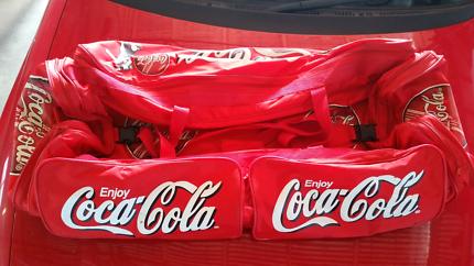 Coca cola XL cricket bag
