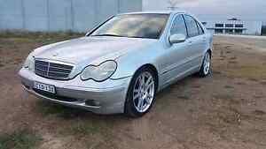 2002 Mercedes-Benz C200 Kompressor Elegance Catherine Field Camden Area Preview