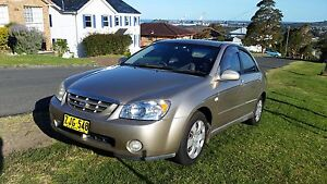 2004 Kia Cerato EX 9mths Rego always serviced keyless entry A/C Wollongong Wollongong Area Preview